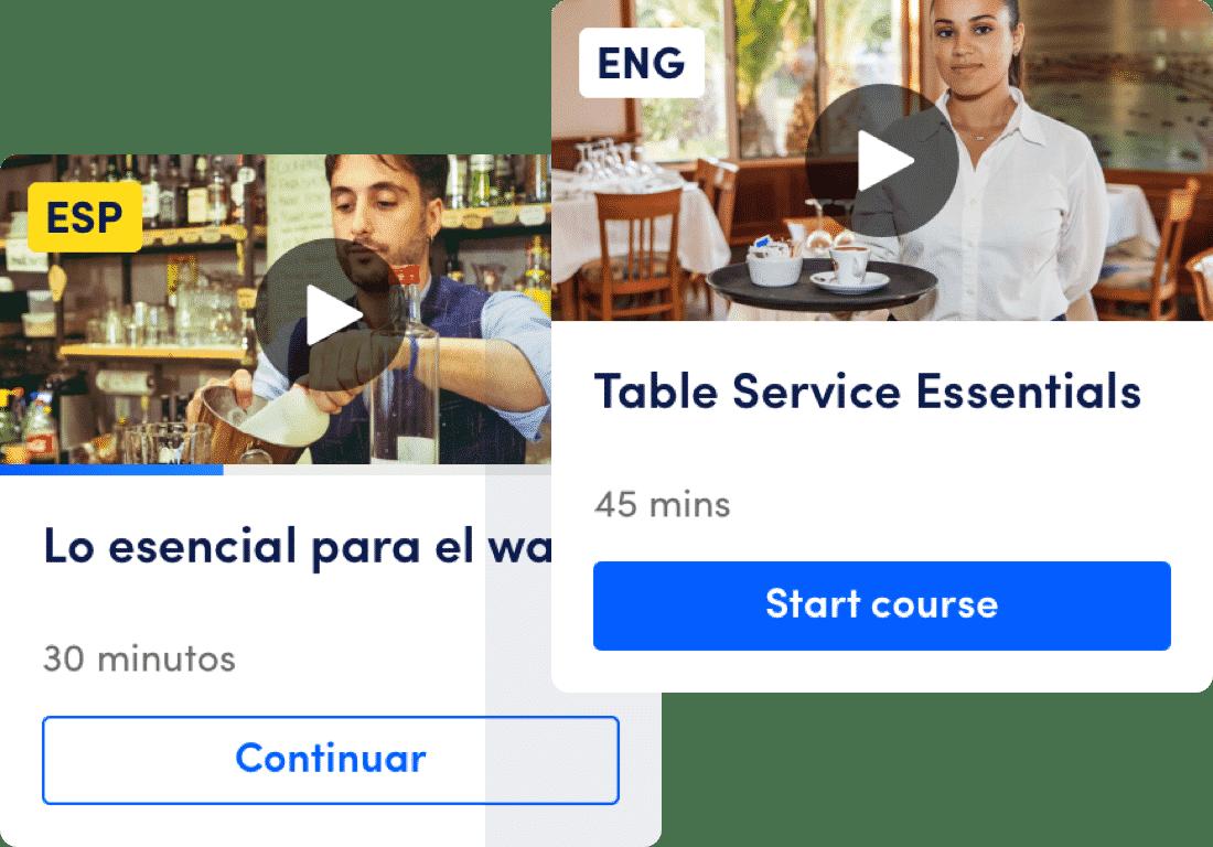 hospitality online training innform elearning